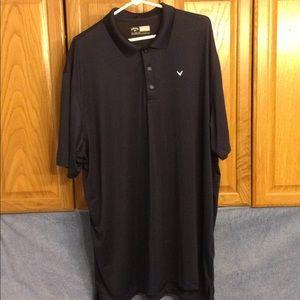 Callaway polo golf shirt XXL -tall